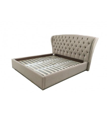 Elizabeth QS Bed with Posture Slat Base