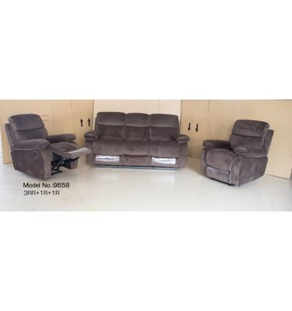 Elsa Full Motion Suite 3 Seater + 2 Recliners