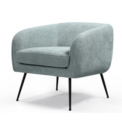 9779 Tub Chair with Metal Legs
