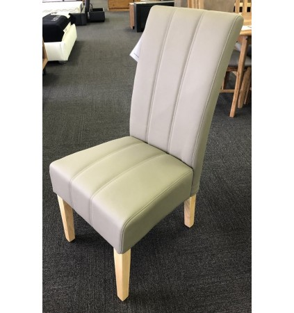 Uptown Leather Dining Chair