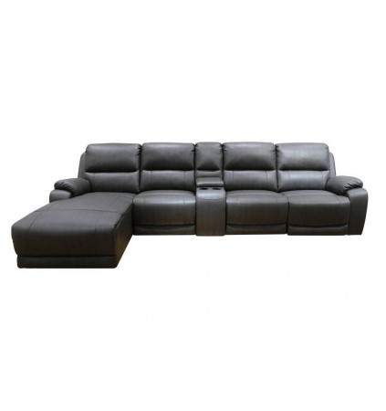 Ava Home Theater with Chaise