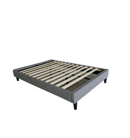 Dianne King Size Bed with Slats