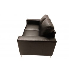 Julie Full Motion Suite with Recliners having a Swivel Mechanism covered in Fabric