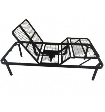 Mesh top Adjustable Bed 900 x 2030mm