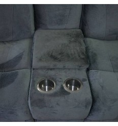 Elsa Home Theatre 2 Recliners with a Console