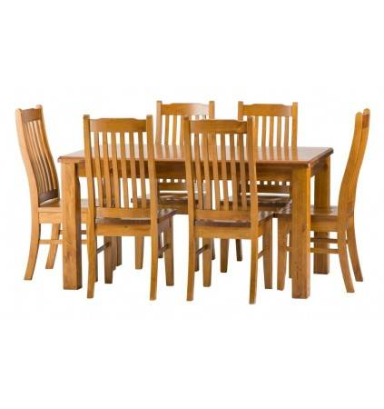 Pioneer 180*100cm Dining Table Only