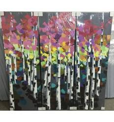 40X120 (CM) 100% Oil Painting