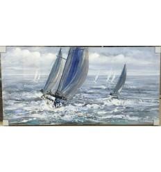 60X120 (CM) 100% Oil Painting