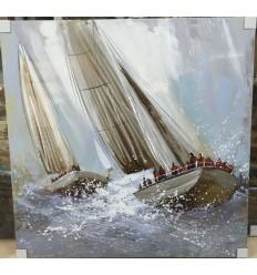 100X100 (CM) 100% Oil Painting